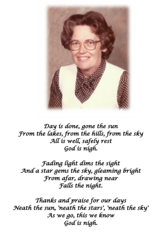 Anna Mae K Palm Obituary Visitation Funeral Information
