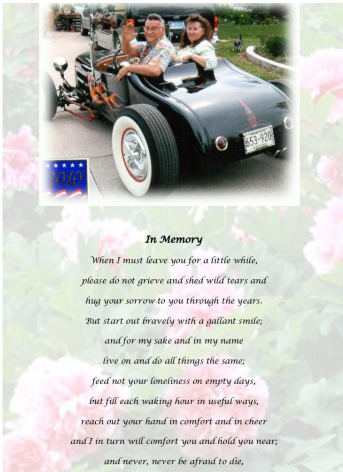 Robert Raymond Obituary Visitation Funeral Information