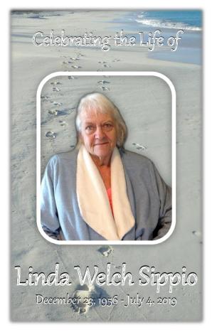 Linda Sippio Memorial Folder