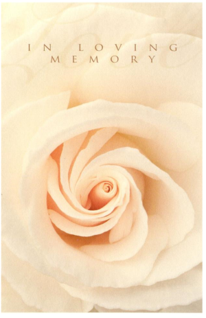 Corinee Flaten Memorial Folder