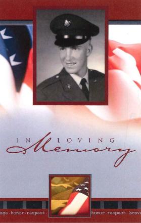 Stephen  McIntyre Memorial Folder